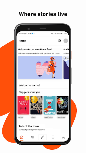 Wattpad – Read amp Write Stories 8.90.0 screenshots 1