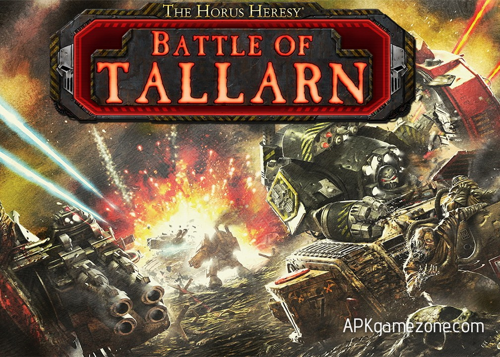 Battle of Tallarn - Full Game Unlock APK Mod - APK Game ...