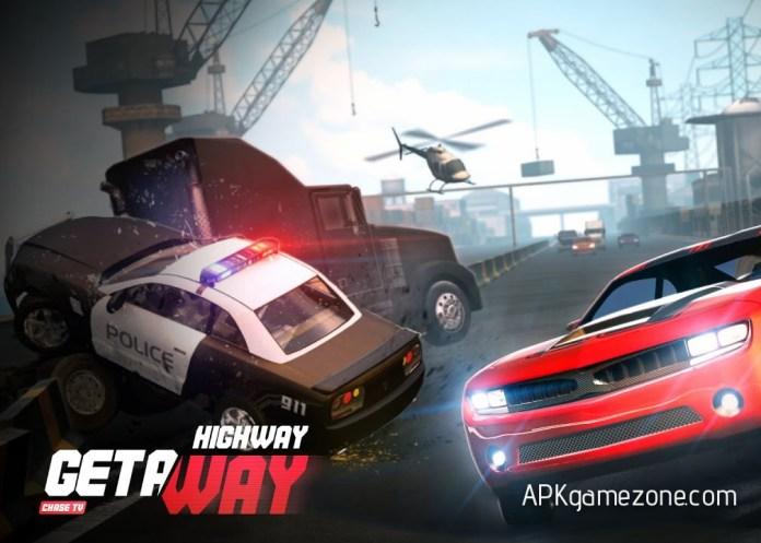 Highway Getaway: Chase TV Free shopping Mod