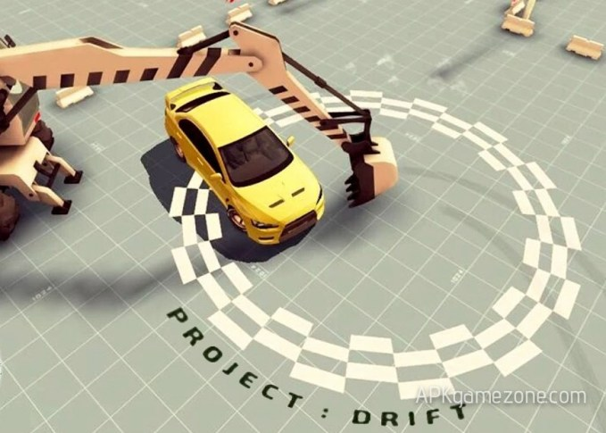 Project: Drift : Money Mod APK