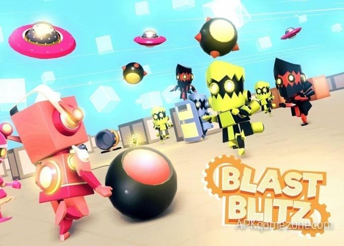 Blast Blitz : Full Game Unlock : APK Mod