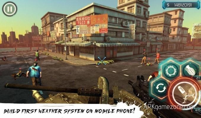 Zombie Reaper 3 APK Mod