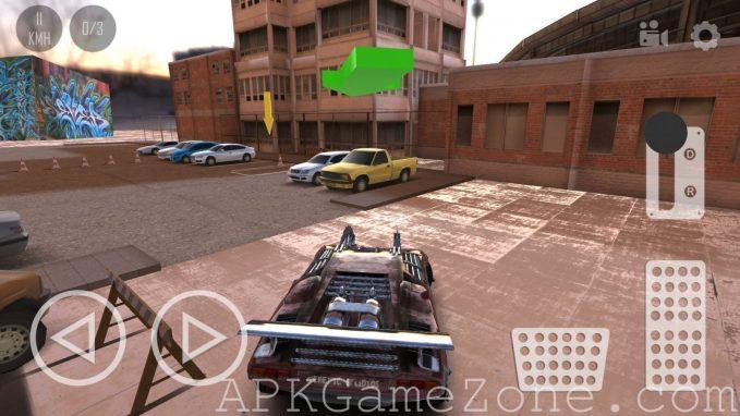 real car parking 2017 apk mod