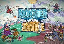 Monster VS Zombie APK Mod