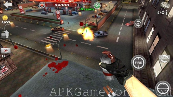 Sniper Shoot Fire War APK Mod