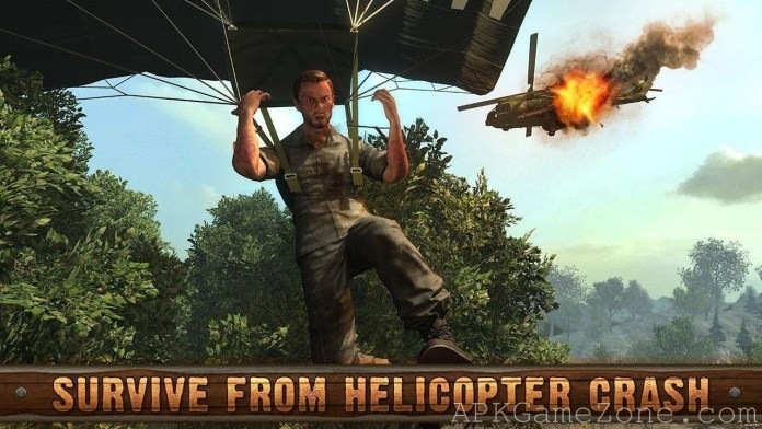 Amazon Jungle Survival Escape APK Mod