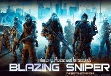 Blazing Sniper Elite Killer Shoot Hunter Strike APK Mod