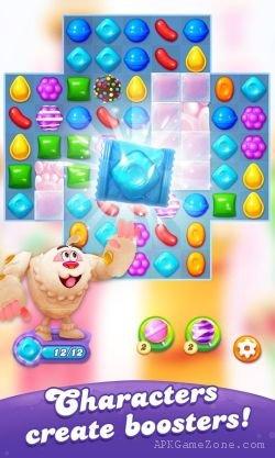 Candy Crush Friends Saga APK Mod
