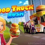 Food Truck Rush Drive & Serve APK Mod