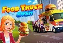 Food Truck Rush Drive & Serve APK Mod