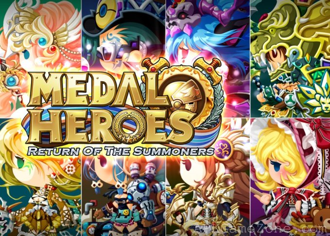 Medal Heroes Return of the Summoners APK Mod