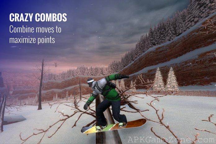 Snowboard Party World Tour Pro APK Mod