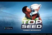 Top Seed Tennis Manager APK Mod