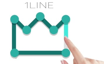1Line one-stroke puzzle game APK Mod