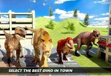 Dinosaur Simulation 2017 Dino City Hunting APK Mod