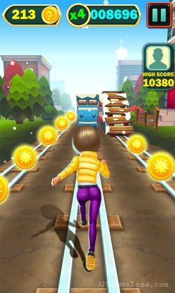 Subway Rush Runner APK Mod