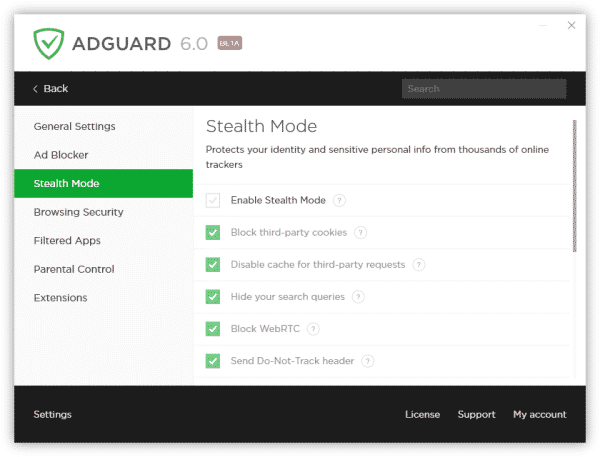 Adguard Premium Screenshot