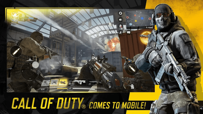 Call of Duty: Mobile v1.0.12 APK + OBB [Latest]
