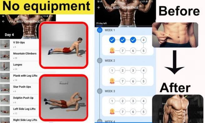Home Workouts Gym Pro v112.6 Cracked APK [Latest]