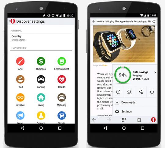 Madison : Free download opera mini browser for android 2 3