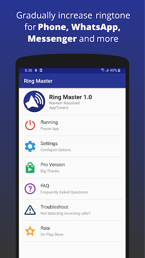 Ring Master v1.02 Pro Cracked Apk [Latest]