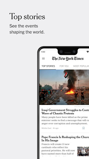 The New York Times v9.13.2 Subscribed APK [Latest]