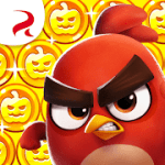Angry Birds Dream Blast Toon Bird Bubble Puzzle V 1.26.1 MOD APK