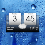 Digital clock & world weather Premium V 5.82.7 APK