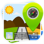 GPS Map Stamp Geotag Photos with Timestamp Camera V 1.4.3 APK Unlocked Mod