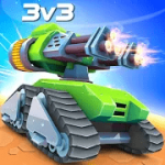 Tanks A Lot Realtime Multiplayer Battle Arena V 2.65 MOD FULL APK