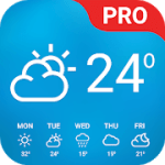 Weather App Pro V 1.8 APK Paid