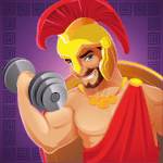 Idle Antique Gym Tycoon Incremental Odyssey V 1.11 MOD APK