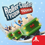 RollerCoaster Tycoon Touch Build your Theme Park V 3.15.3 MOD APK + DATA
