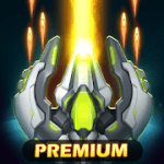 WindWings Space shooter Galaxy attack Premium V 1.0.10 MOD APK