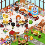 Cafeland World Kitchen v 2.1.21 Mod APK