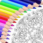 Colorfy Adult Coloring Book Free Style Color V 3.8.5 APK