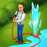 Gardenscapes New Acres v 4.1.0 Mod APK