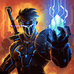 Heroes Infinity Gods Future Fight v 1.30.14L APK
