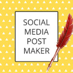 Social Media Post Maker Planner Graphic Design PRO V 28.0 APK