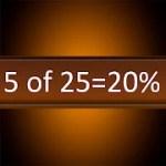 percentage math homeworks V 1.8 APK Paid