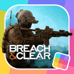 Breach & Clear Military Tactical Ops Combat V 2.4.52 MOD APK + DATA