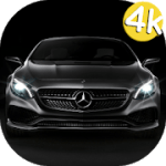 Wallpapers for Mercedes 4K HD Mercedes Cars Pic Premium V 1.0.7 APK