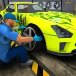 Car Mechanic Simulator Game 3D V 1.0.6 MOD APK