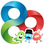 GO Launcher 3D parallax Themes & HD Wallpapers V 3.25 APK