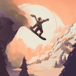 Grand Mountain Adventure Snowboard Premiere V 1.156 MOD APK + DATA