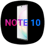 Cool Note10 Launcher for Galaxy Note S A Theme UI V 7.0 APK