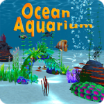 Ocean Aquarium HD LWP Paid V 2.0 APK