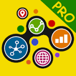 Network Manager Network Tools & Utilities Pro V 18.6.8 APK