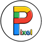 Pixel HD Icon Pack V 2.1.2 APK Patched