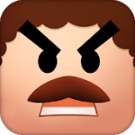 Beat the Boss 4 Stress Relief Game Hit the buddy V 1.7.1 MOD APK